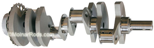 Molnar Crankshaft